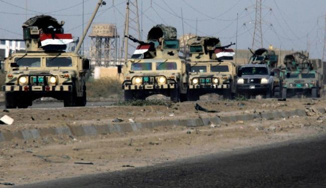 Iraq bolsters security measures to defend Baghdad