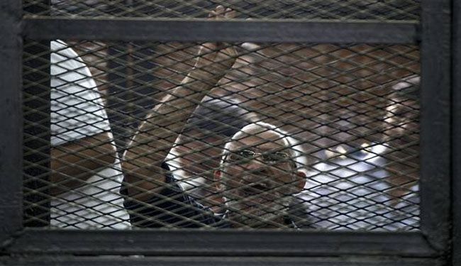 Egyptian court sentences 80 Brotherhood supporters to life