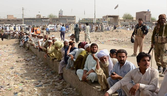 500k Pakistanis displaced due to army's anti-terror ops: UN
