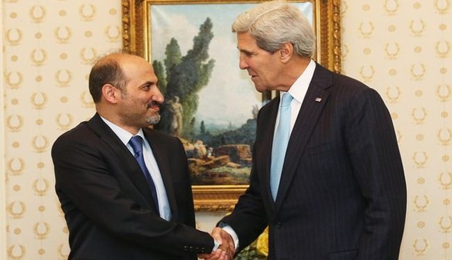 Syria insurgents could 'help' in Iraq: Kerry