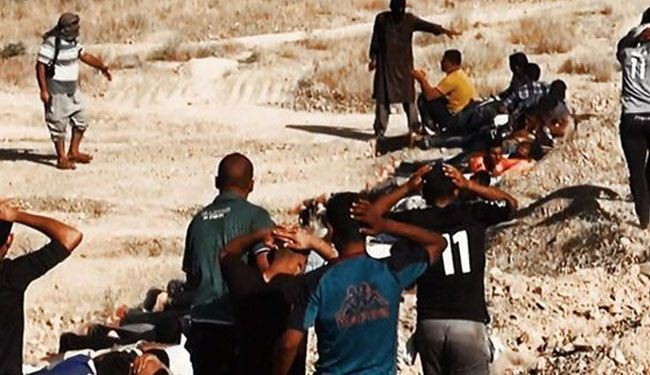 ISIL terrorists execute four Syrian civilians in Iraq
