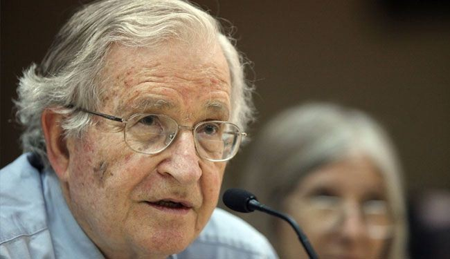 US security doctrine protects state power, not nation: Chomsky