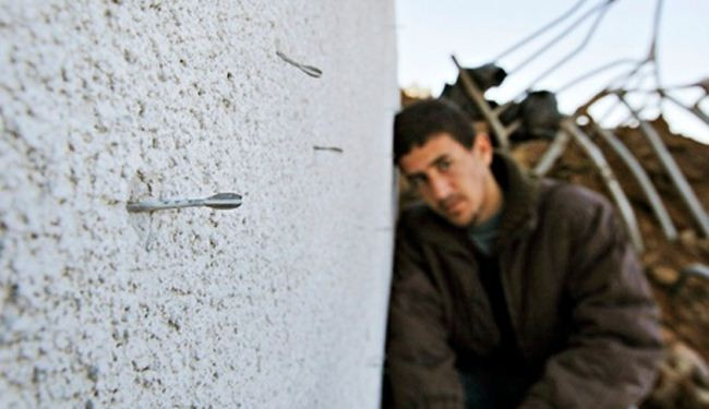 Israel using flechette shells against Gaza civilians
