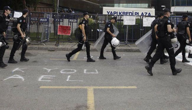Turkey arrests more than 50 senior police officers: TV