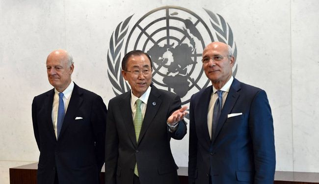 Syria wants 'objectivity and integrity' from new UN envoy