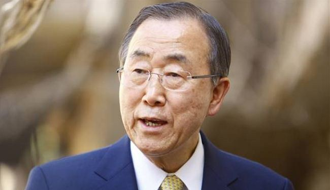 UN chief calls for end to Gaza blockade