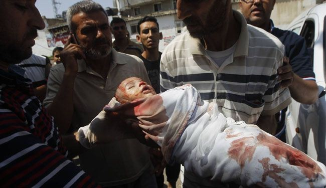 Gaza death toll hits 1,694, Hamas denies holding soldier