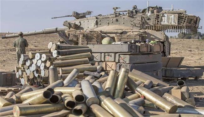Israel uses British-made arms to target Gaza: Report