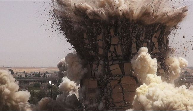 ISIL blows up shrines, mosques, historic sites in Iraq: Photos