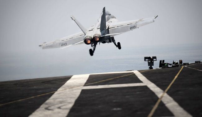 US airstrikes hit ISIL positions near Iraq dam: Pentagon