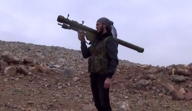Syria militants' anti-aircraft weapons threatening civilian aircraft: Report