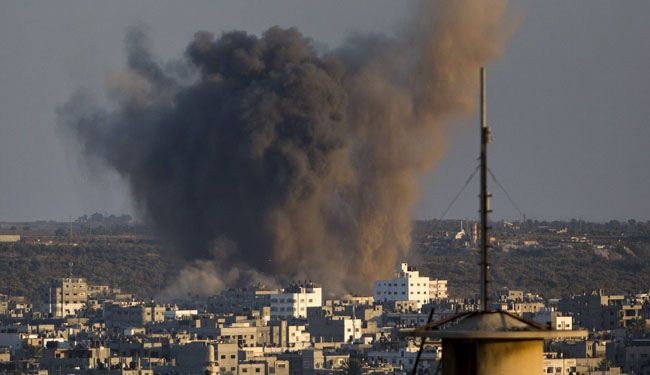 Israeli airstrikes continue to hit Gaza, at least 4 killed