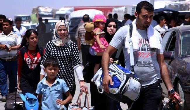 Over 650k Iraqis internally displaced by terrorists: UN
