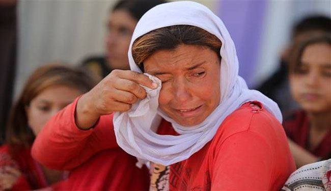 ISIL militants sell kidnapped Izadi women into forced marriage: NGO