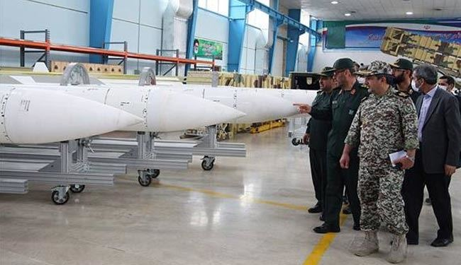 Iran unveils new surface-to-air missile, radars