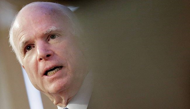 McCain: Obama's national security team agreed on arming ISIL