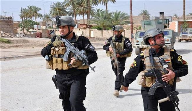 Iraq forces wipe out ISIL militants from strategic Haditha dam