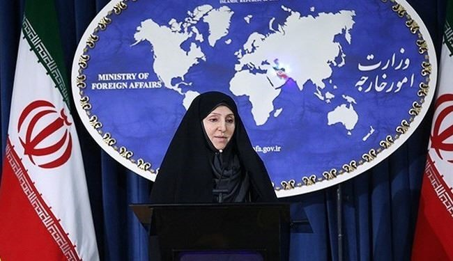 Spokeswoman: Iran Supports Global Peace, Backs Up Oppressed Nations