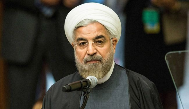 US airstrikes in Syria illegal: president Rouhani