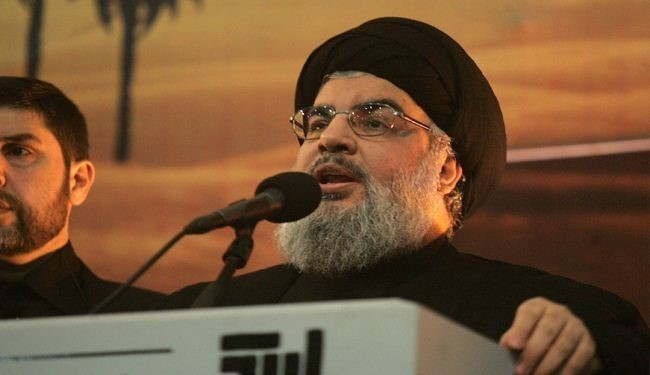 Sayyed Nasrallah: We'll Have the Honor of Defeating the Coward Takfiris