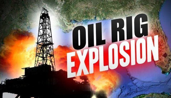 Oil rig explosion kills 1, injures 3 in Gulf of Mexico