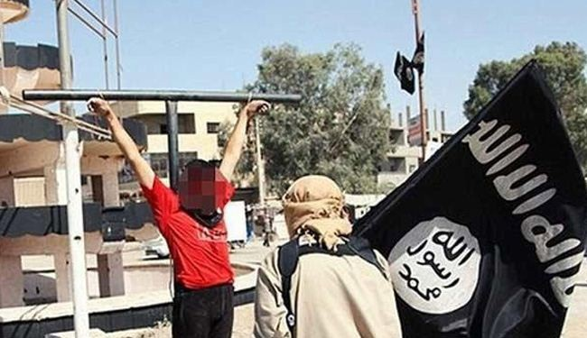 Execution, ISIS Punishment for Defectors