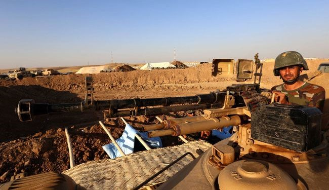 Iraqi Kurds Prepare for Sinjar Mountain Offensive