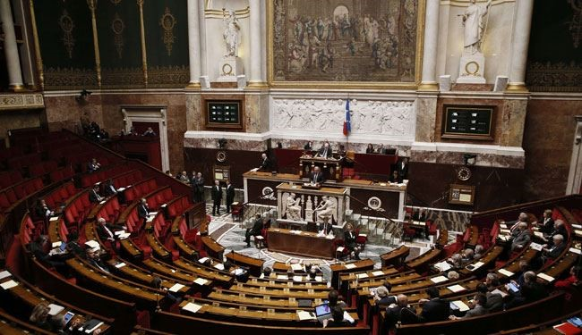 French Lawmakers Debate Recognition of Palestine