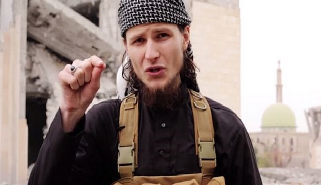 Canadian ISIL Member Calls for Attacks Against his Country
