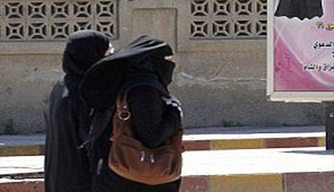 ISIS Police Arrest a Woman Wearing full veil… Because her EYES were 'too Exposed' !