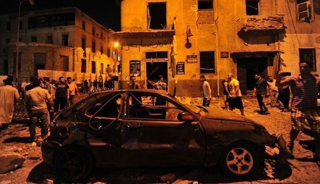Bombs Kill Dozens in Libya