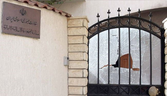 Two Bomb Attacks Hit Iran Envoy's Tripoli Residence + New Photo