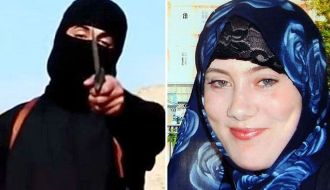 ISIS Butcher Jihadi John Could Have Been on Way to Meet his Bomber Wife when Quizzed by MI5
