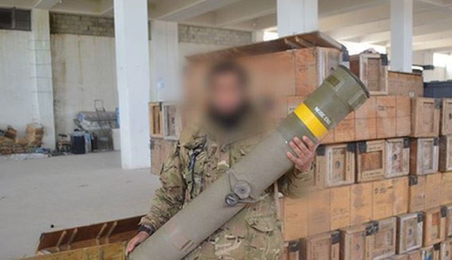 "Nusra Front Shows Captured US Weapons from Western Backed ""Rebels"""