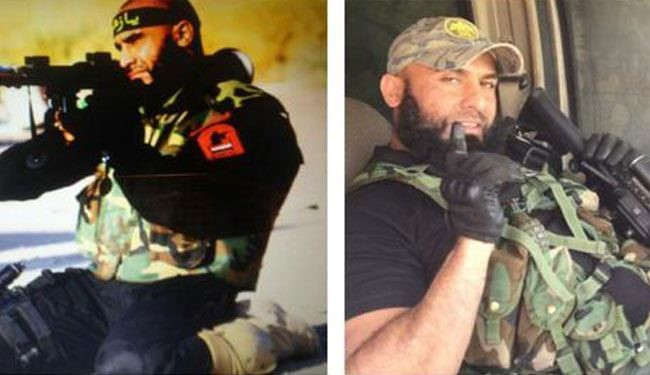 Iraqi Rambo the Hero of Battle Against ISIS