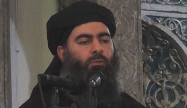A Dream Which Al-Baghdadi Forced to Escape Mosul