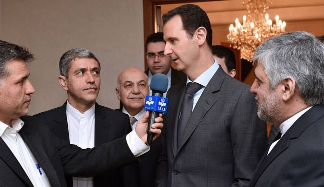 Syria Awaits US 'Actions' to Decide: Al-Assad