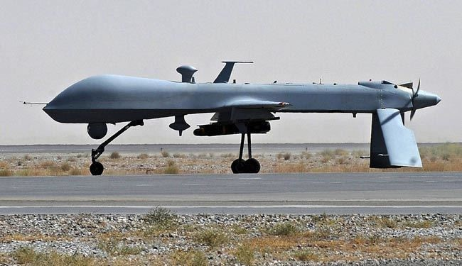 Whats Downed US Drone mission's in Syria?