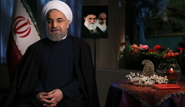 Rouhani vows better economy in new year