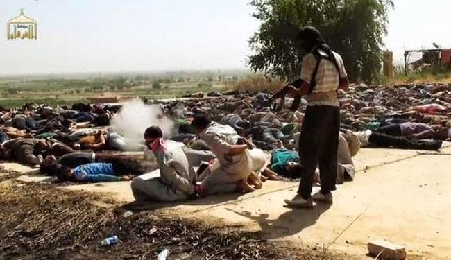 Mass grave of 200 people killed by ISIS Found in Anbar
