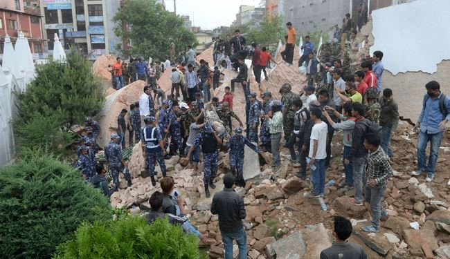 1130 People Dead from Nepal's Worst Quake in 81 years