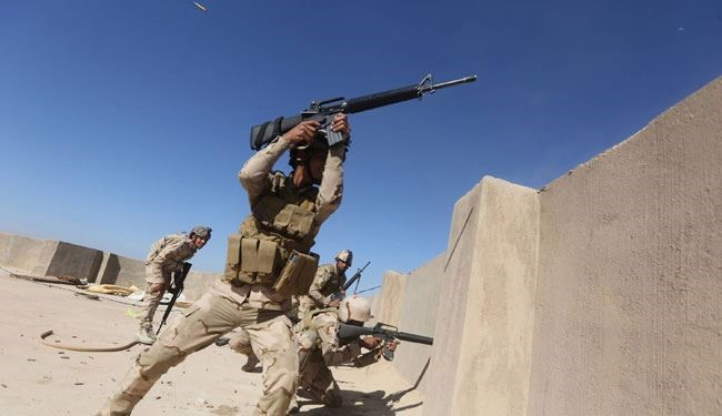Fight in Anbar Province's Against ISIS