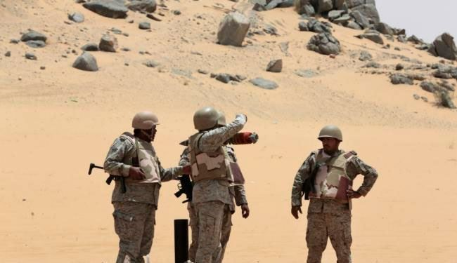 Some Saudi Soldiers killed and wounded in Najran