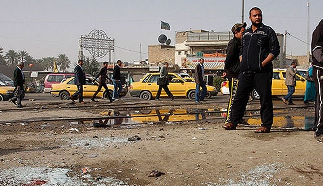 Attacks in Baghdad Martyred At Least 19 Shiite Pilgrims