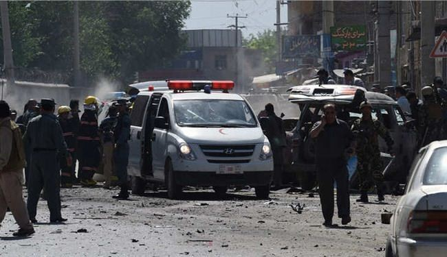 Taliban car bomb attack in Afghanistan killed British security worker