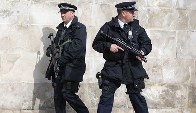 UK Police Arrest Two People Suspected of Terrorist Acts