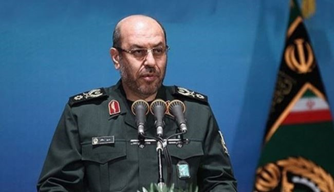 General Dehqan: ISIS Unable to Threaten Iran