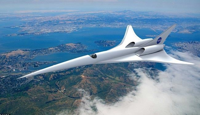 NASA Reveal Son of Concorde is coming!