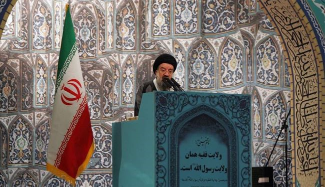Ayatollah Khatami: Everyone Must Help Iran Nuclear Negotiators