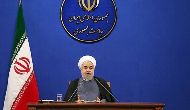 Protecting Nuclear Rights of Iran, a Big Victory: Rouhani